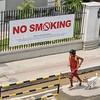 Run, No Smoking