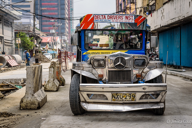 Mercedes Jeep
