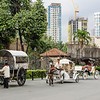 Carriage Rides Around Intramuros
