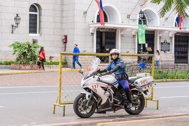 Bike Cop