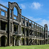 War-Ravaged Buildings From WWII
