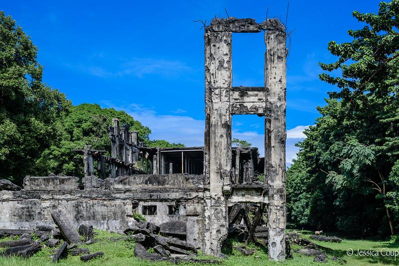 Corregidor Ruins