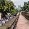 Walking the Walls of Intramuros
