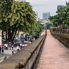 Walking the Walls of Intramuros