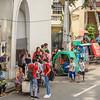 Life on the Corner in Intramuros