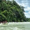 White Water River Rafting at Cagayan de Oro