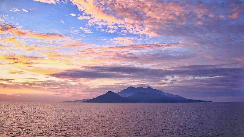 Sunset Camiguin Island