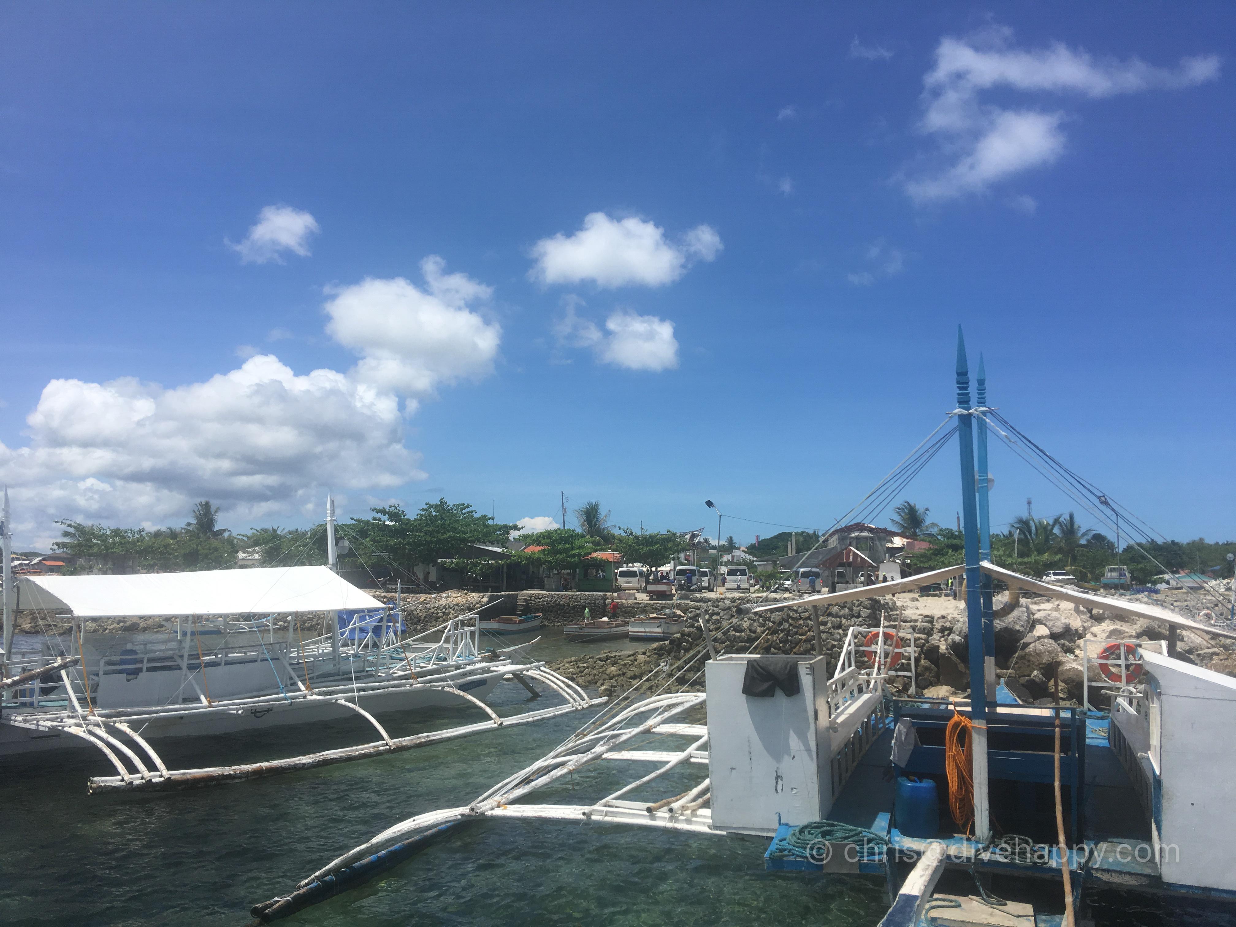 Maya Port - gateway to Malapascua