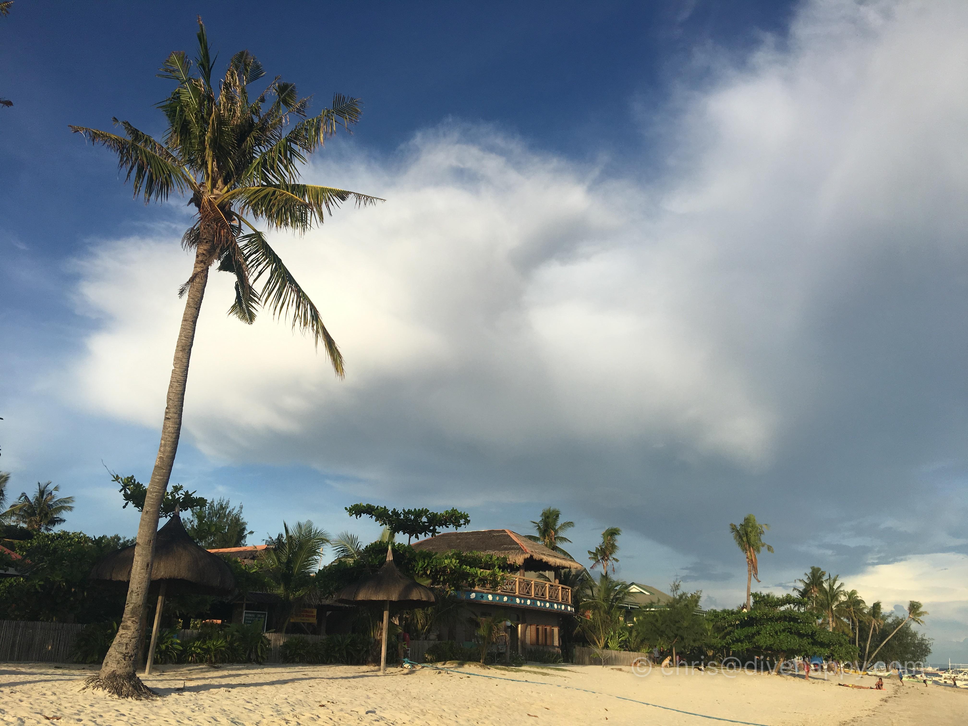 Bounty Beach, Malapascua