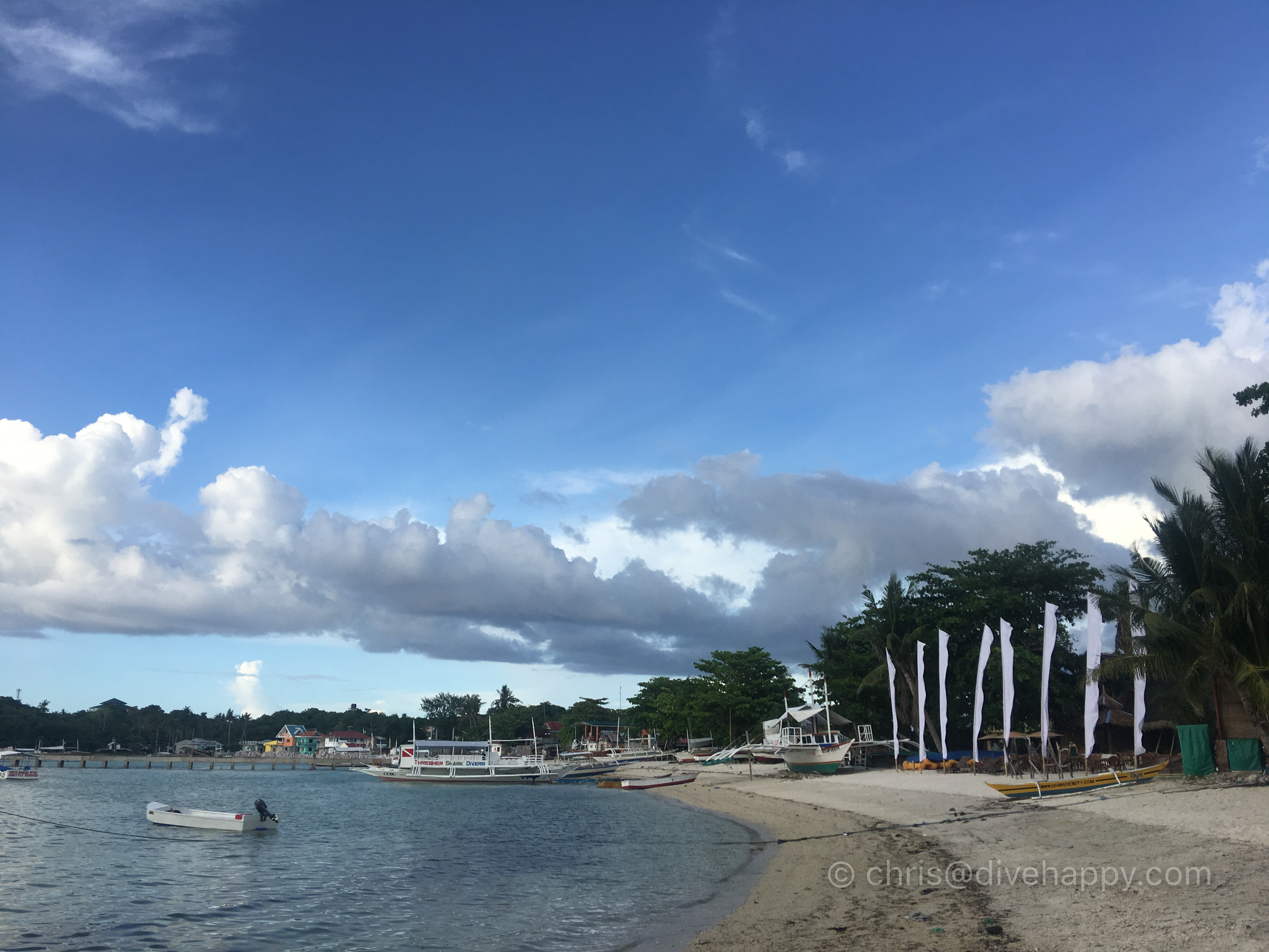 Logon Beach, Malapascua