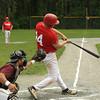 photo Scott LaPrade - Steve Maki takes a big swing