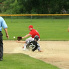 Worcesters 23 out at 2nd base by Steve Lajoie