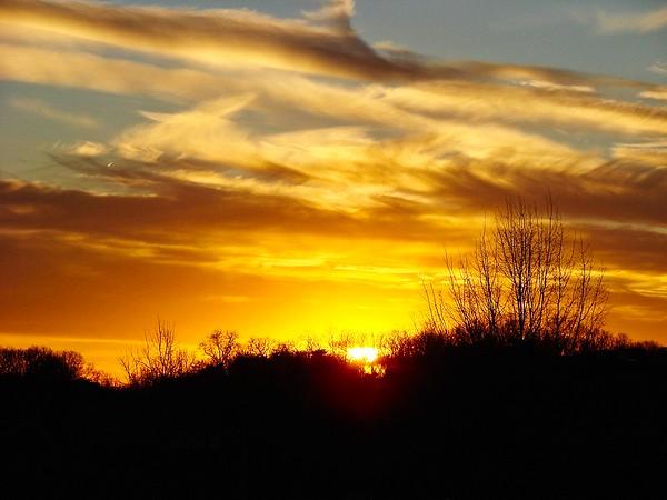 017 HS Sunset