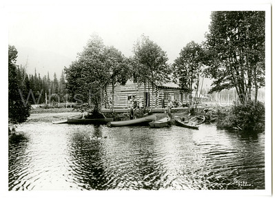 Phillip Family & Rainbow Lodge, 1900s-1970s