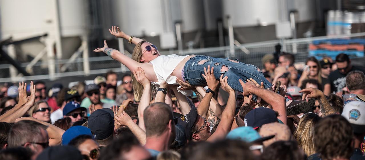 Festival Fun | Phillips Backyard Weekender 2017 | Victoria BC