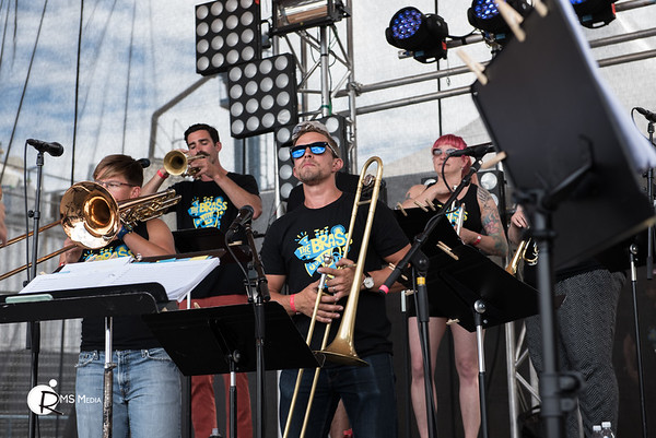 The Brass  | Phillips Backyard Weekender | Victoria BC