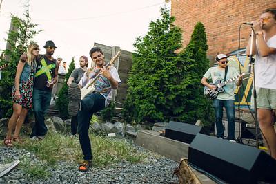 Cheeks @ Phillips Backyard Weekender