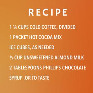 Iced Almond Mocha Recipe Insta