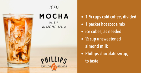Iced Almond Mocha Recipe