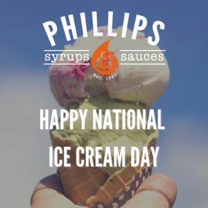 Happy National Ice cream day INSTA