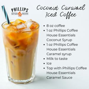 Copy of Coconut Caramel Iced Coffee