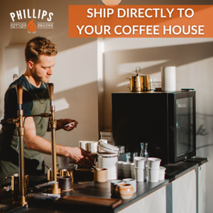 Copy of Ship directly to your coffee house