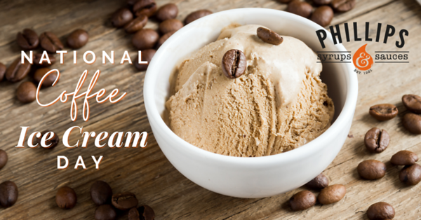 National Coffee Ice cream day