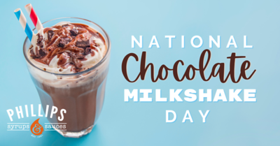National Choc milkshake day