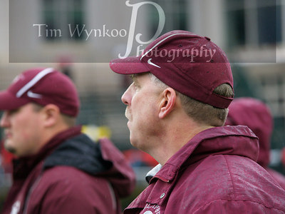 Phillipsburg's Volunteer Varsity and JV Coach, Mike Chando.