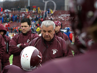 Phillipsburg Head Coach, Bob Stem