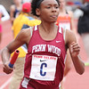 ROBERT GURECKI   -   DIGITAL FIRST MEDIA.<br /> 4x800 event at the Penn Relays.  Prenn Wood runner is not listed