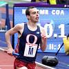 ROBERT GURECKI   -   DIGITAL FIRST MEDIA.<br /> O'Hara's Ryan James running in the  Distance Medley Championshiip of America at the Penn Relays.