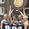 ROBERT GURECKI   -   DIGITAL FIRST MEDIA.<br /> Shenendehowa rellay team prevails to win the HSG 4x800 event at the Pen Relays.