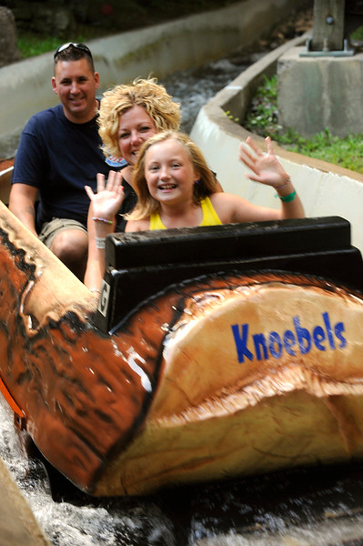 Knoebels Grove Amusement Park, Elysburg, PA.