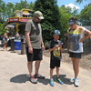 Gamers with Pokemon Go App received a discount on admission to the Elmwood Park Zoo in Norristown where they could visit PokeStops and gather modules July 19, 2016.Prizes would be given out to the highest rated Pokemon Gene Walsh — Digital First Media