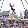 South Street May 2019 Festival - Circus School Act at Headhouse