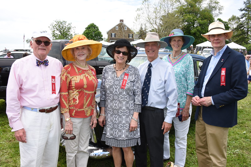 Radnor Hunt - May - What to wear to a Derby Party - 2019