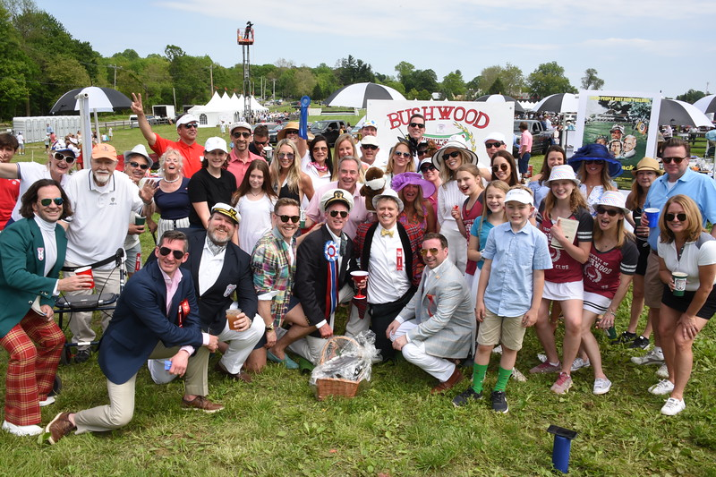 Radnor Hunt - May - What to wear to a Derby Party
