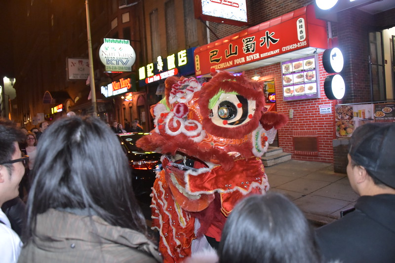 Philly Chinese New Year 2019 - This year it's  Saturday , January 25