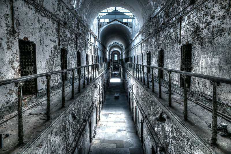Eastern State Penitentiary 12