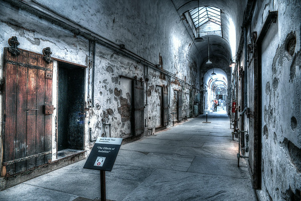 Eastern State Penitentiary 16
