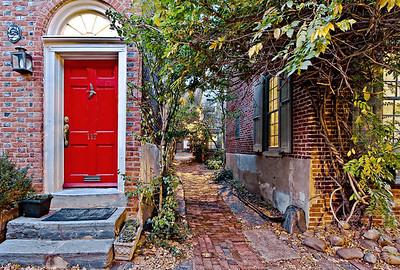 117 Elfreth's Alley.