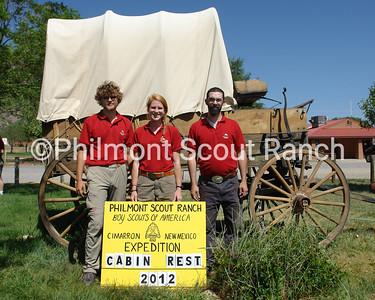 Cabin Restoration, Cory Ciepiela, Katharina Stoll, Dave Byrne