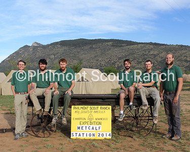 (left to right) Weston Mate, Nathan Ford, Tucker Backer, Kyle Soyer, Matthew Hauser, Travis Scherschel