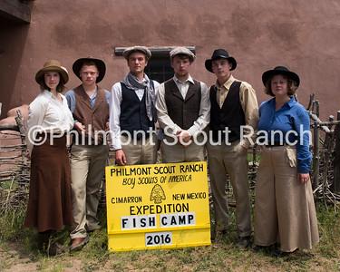 Left to right: Kathleen Blanck, Kyle Estrada, John Lauber, Ronald Culver, Brady Geronime, Rachel Milner