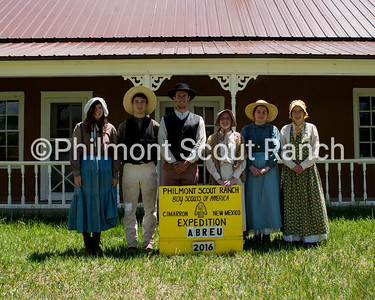 Left to right: Bailey Coleson, Rodger Carter, Kevin Becker, Amber Hullum, Anna Kroon, Elizabeth Doyle