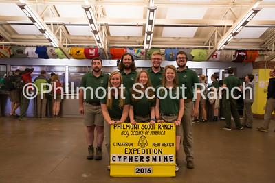 Back Row (left to right): Andrew Louvay, Tyler Minchow, Matthew Sneddon, Ian Furst,  Front row: Katherine Hernias, Kathrine Johns, Lottice Taylor
