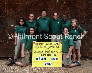 Back row from left to right: Veronica Salazar, John Esswein, David Burns, Riley Patton, Isaac Baah, Summer Murray. Front row from left to right: Michael Pacaro, Thomas Gallegos
