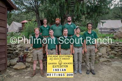 Back L to R: Michael Burns, Ervin Lane, Patrick Spollen. Front L to R: Ben Trangsrud, Connor Clary, Shawn Buchanan, Thomas Orrison, Lennart Droege