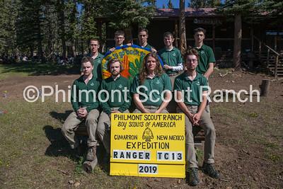 L to R Front: Ciaran Lynch, George Birch, Luke Weglarz, David Woods     L to R back: James Smith, Peter Crump, Ryan Stage, Harrison Deford, Thomas Larson